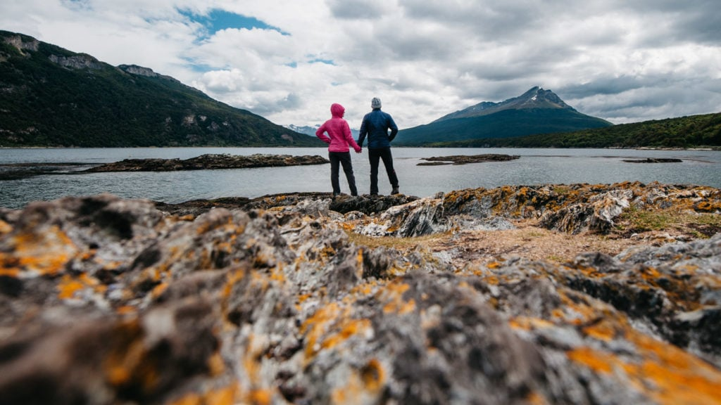 We Tour the World in the National Park Tierra del Fuego