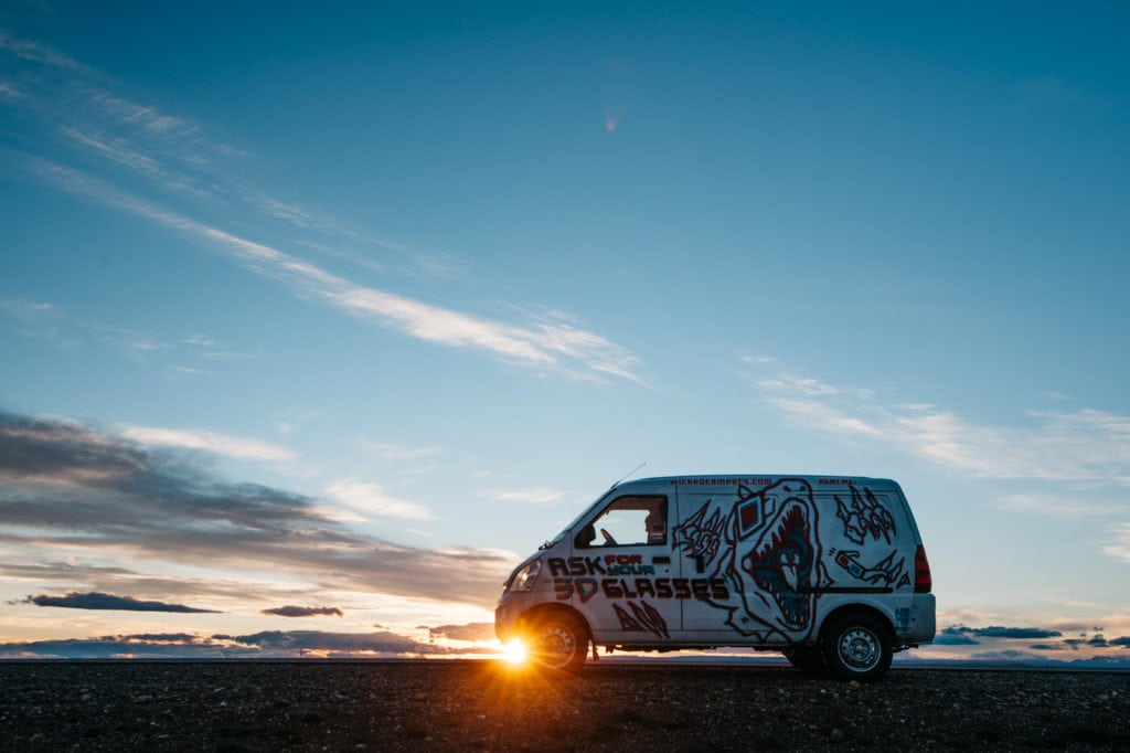 Wicked South America Campervan Review