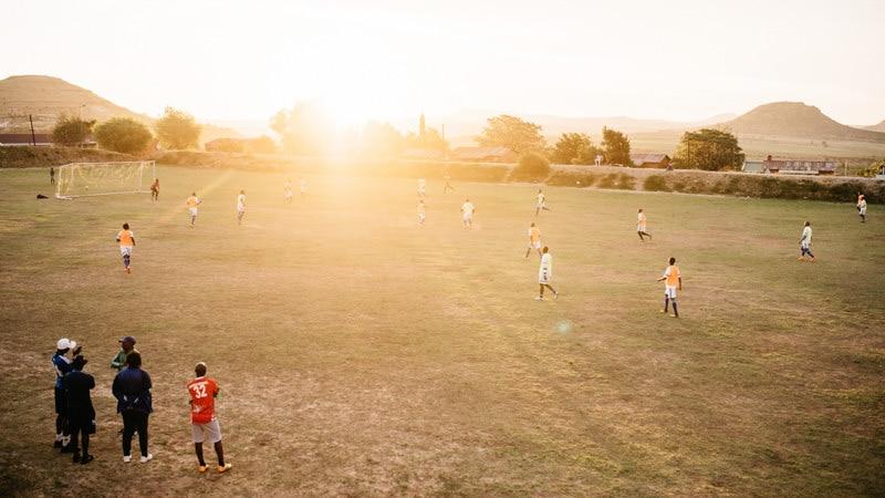Kick 4 Life Hotel Football Game Maseru