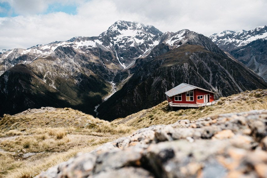 Arthur-Pass-Temple-Basin-Hike-Hut