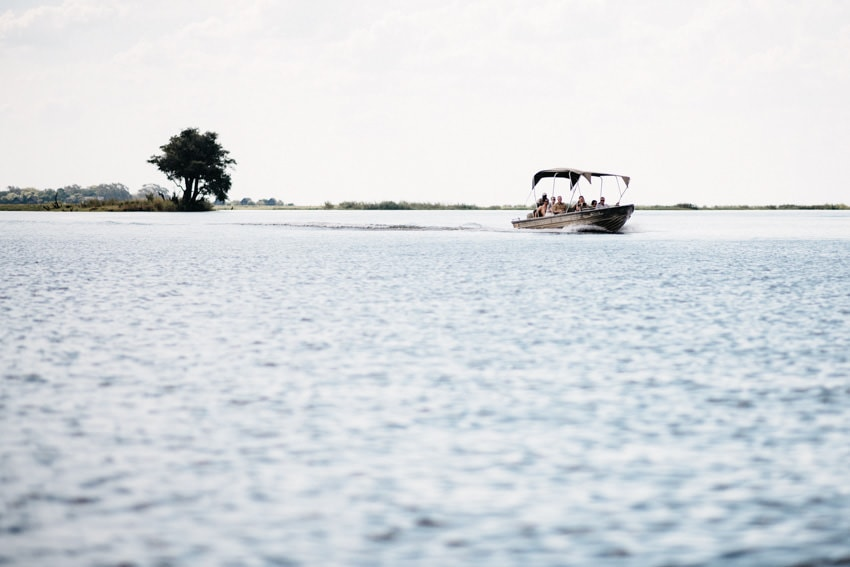 Chobe Boat Tour