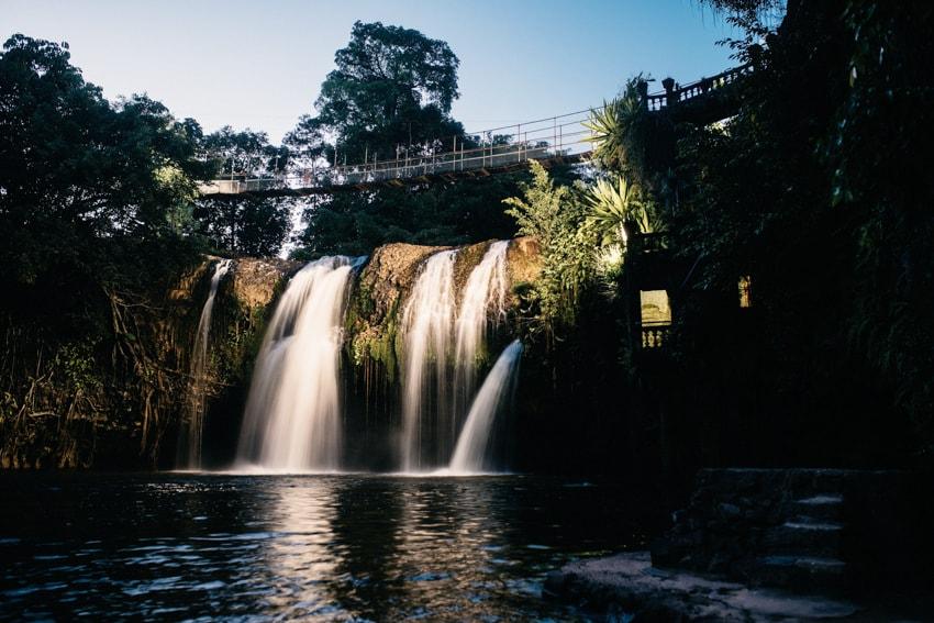 Paronella Park Mena Creek Falls