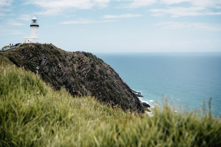 Cape Byron Walking Track Lighthouse
