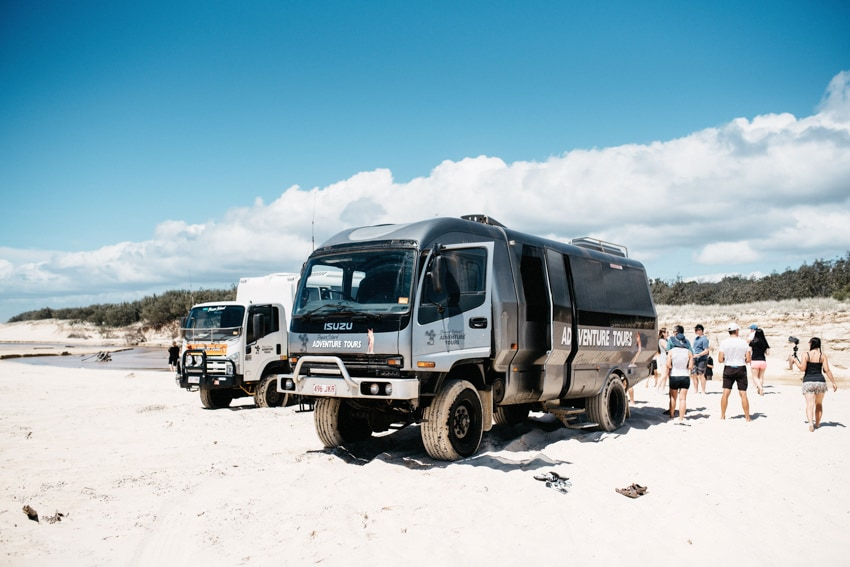 Fraser Island Car Adventure Tours