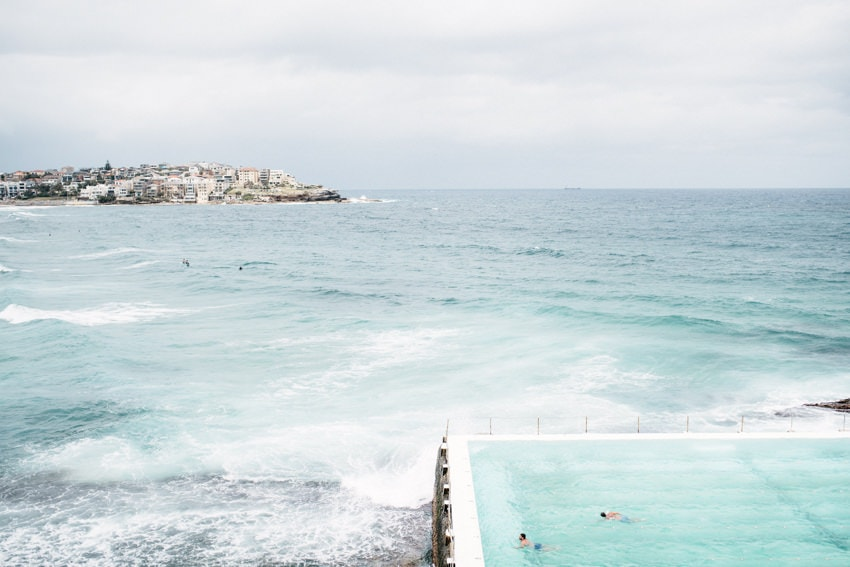 Bondi Beach Icebergs Pool
