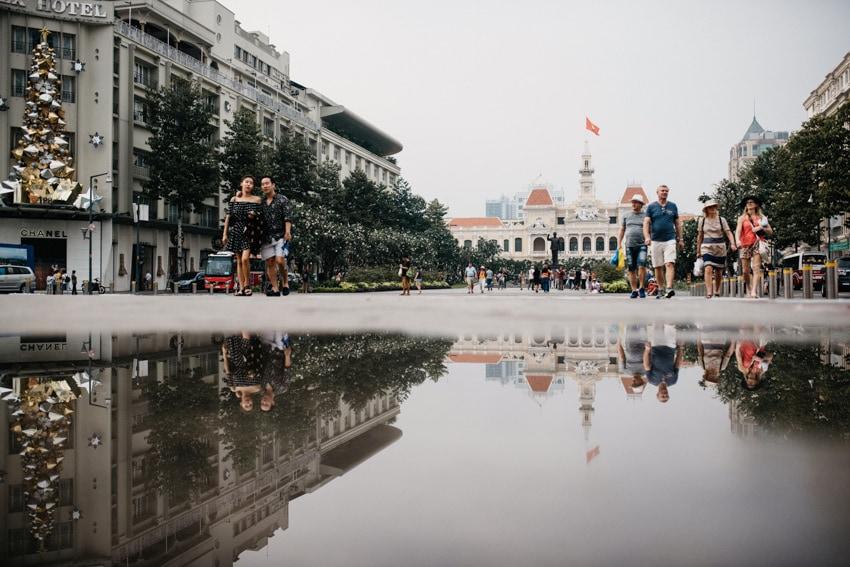 Nguyen Hue Ho Chi Minh City