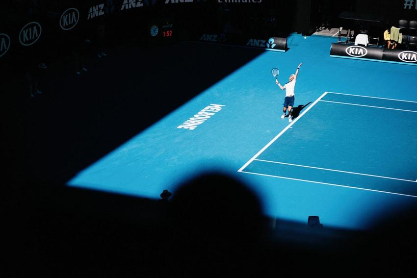 Australian Open Rod Laver Arena