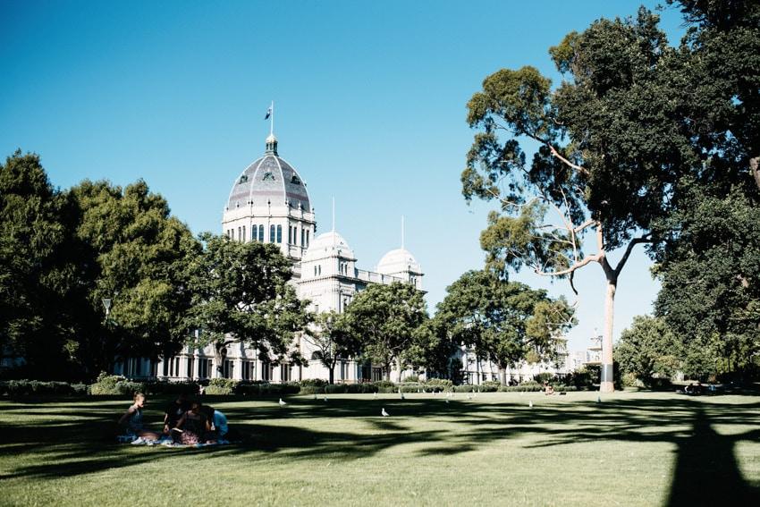 Melbourne Carlton Gardens
