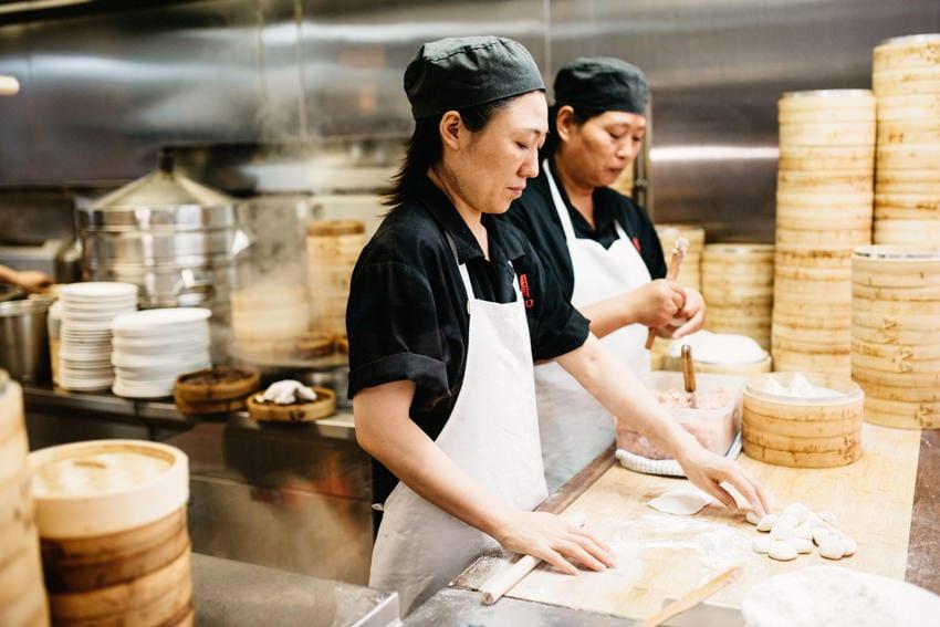 Melbourne Soup Dumplings Production