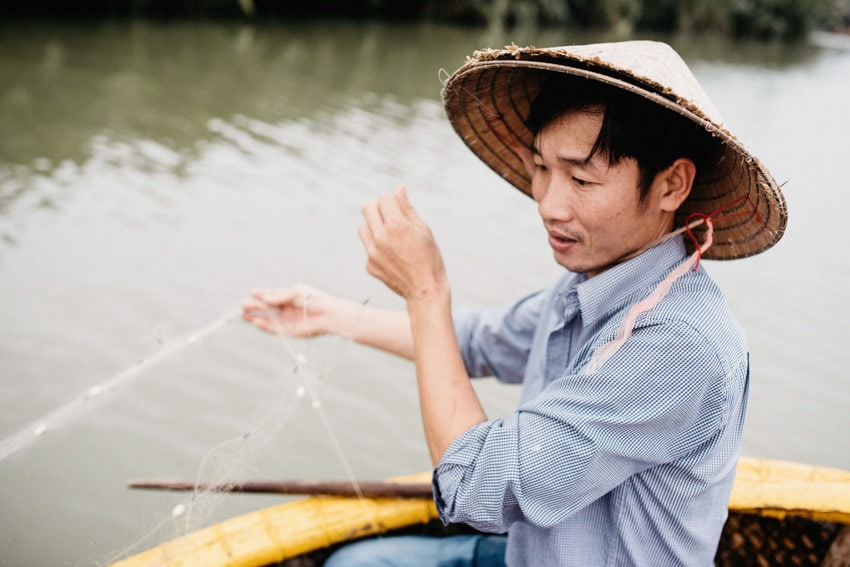 Fishing Cam Thanh