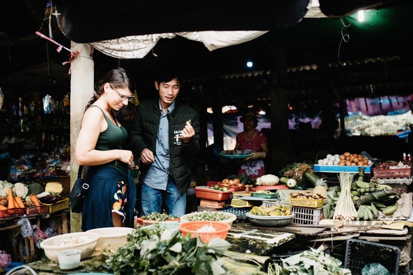 Hoi An Local Market