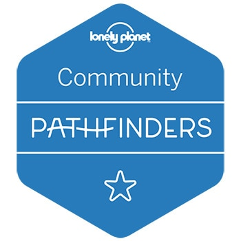 Lonely Planet Pathfinder Badge