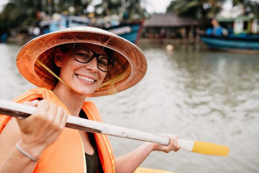 Paddling Cam Thanh