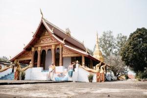 Luang Prabang City Wat