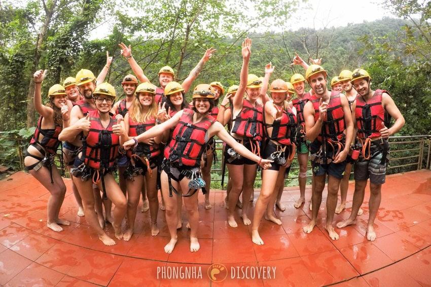 Phong Nha Kẻ Bàng National Park Discovery Tours