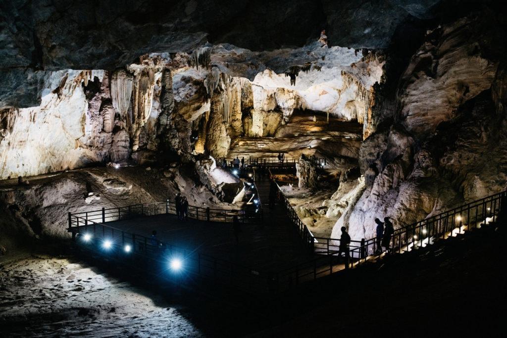 Tour To Phong Nha Kẻ Bàng National Park Paradise Cave Dark Cave
