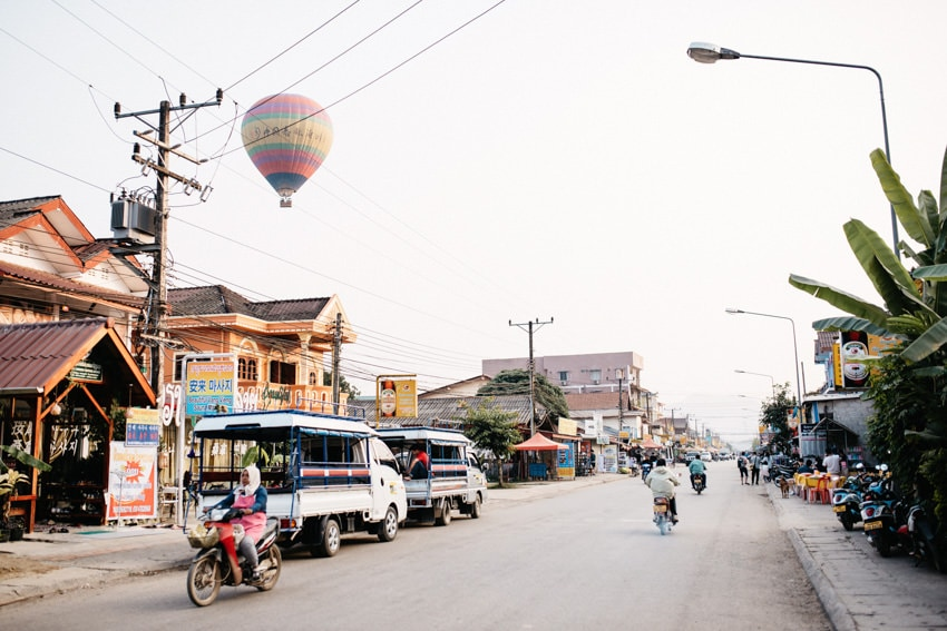 Vang Vieng City Centre