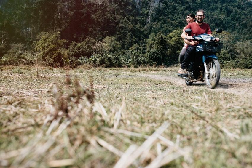 Vang Vieng Motorbike Tour
