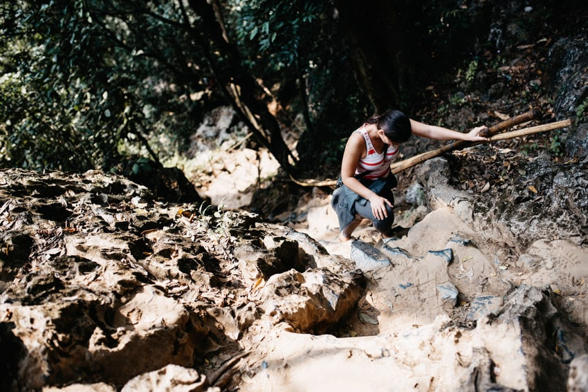 Vang Vieng Poukham Cave 1