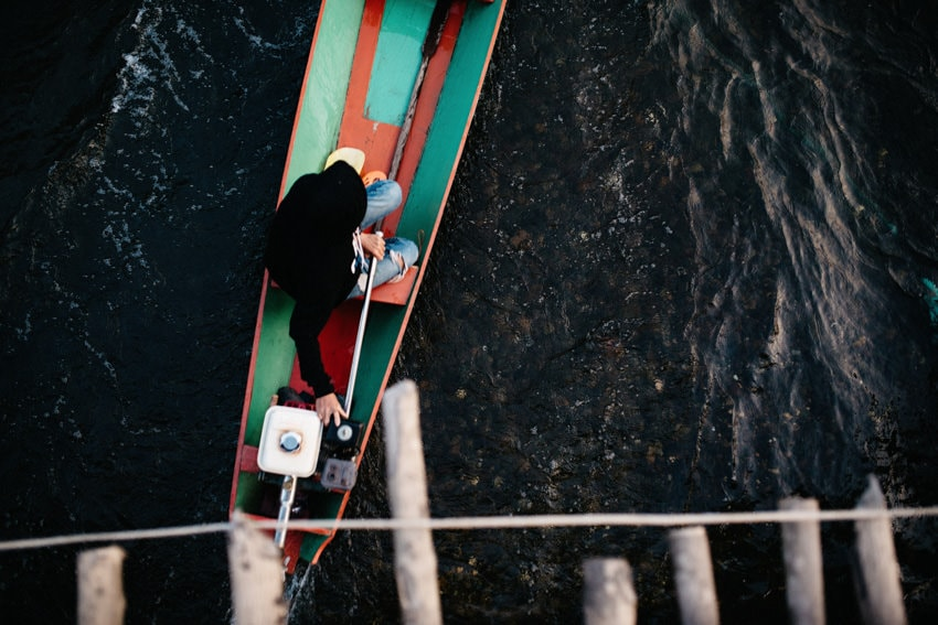 Vang Vieng Speed Boat River