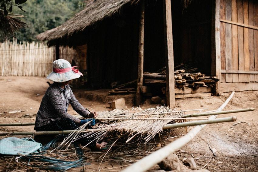 Ban Phathueng Village Trek Green Discovery Tours Landscape 5