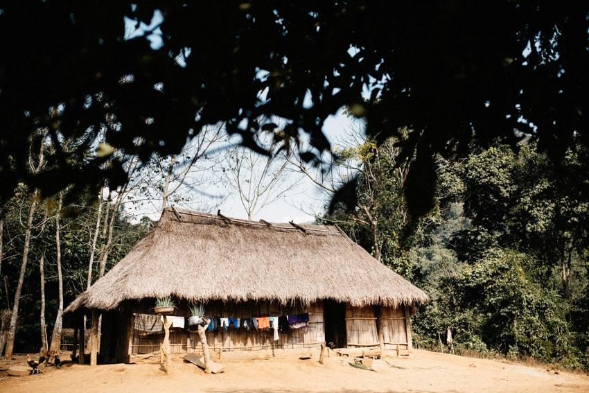 Ban Phathueng Village Trek Green Discovery Tours Landscape 7