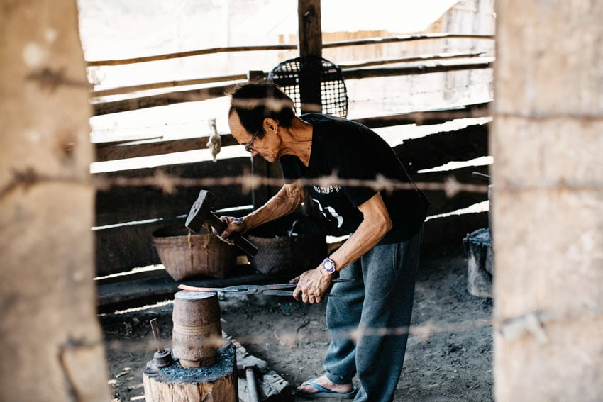 Ban Phathueng Village Trek Green Discovery Tours Landscape 8