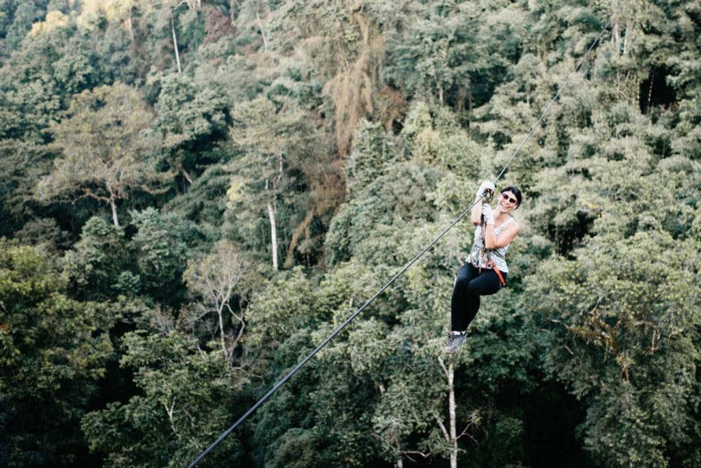 Review Gibbon Experience Tour Laos