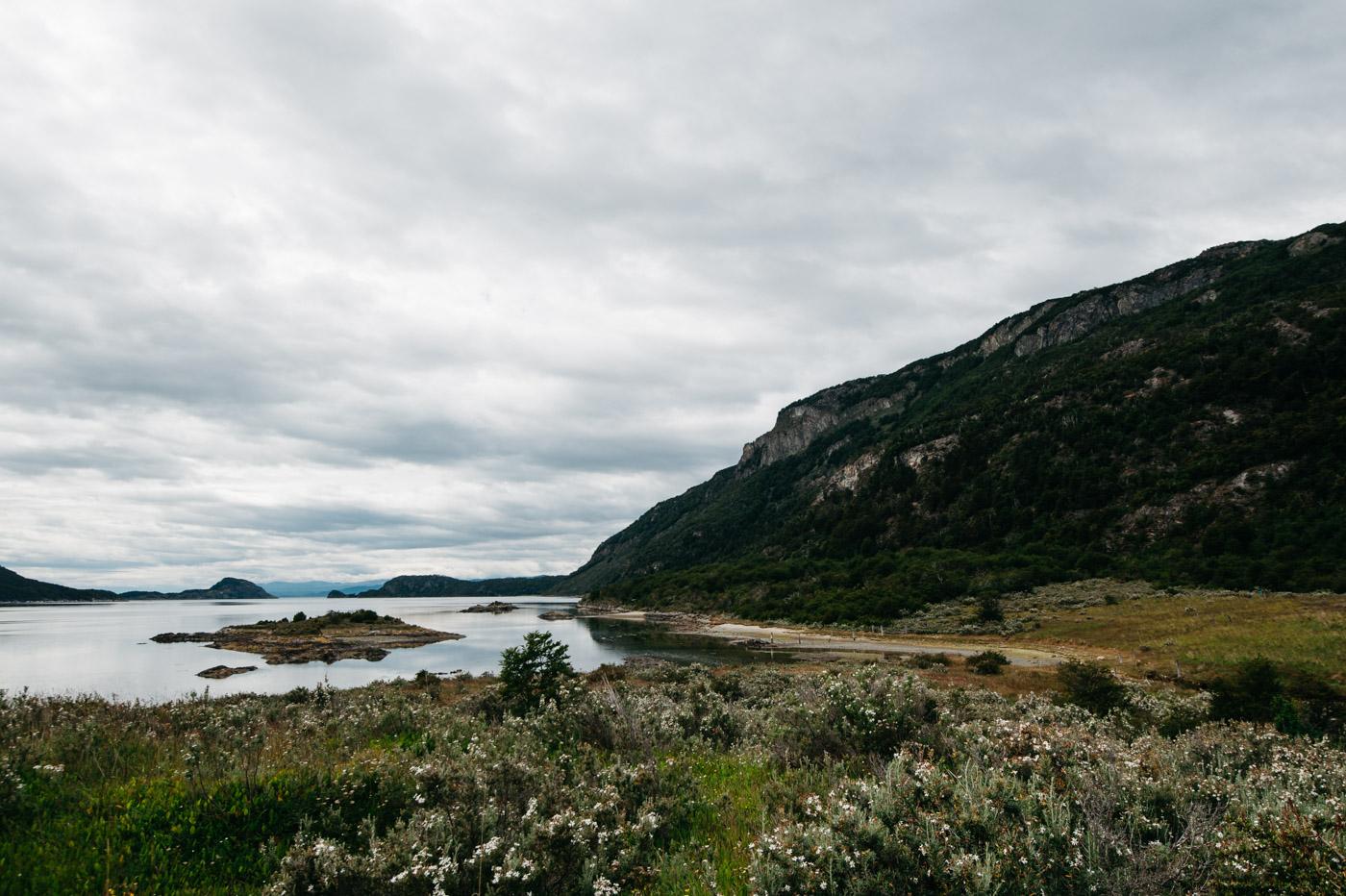 Argentina National Park Tierra del Fuego Beagle Channel Bahia Lapataia