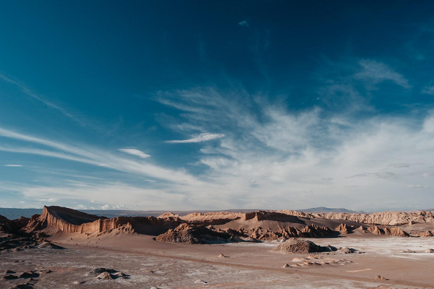 Chile Atacama Desert Valle de la Luna-007