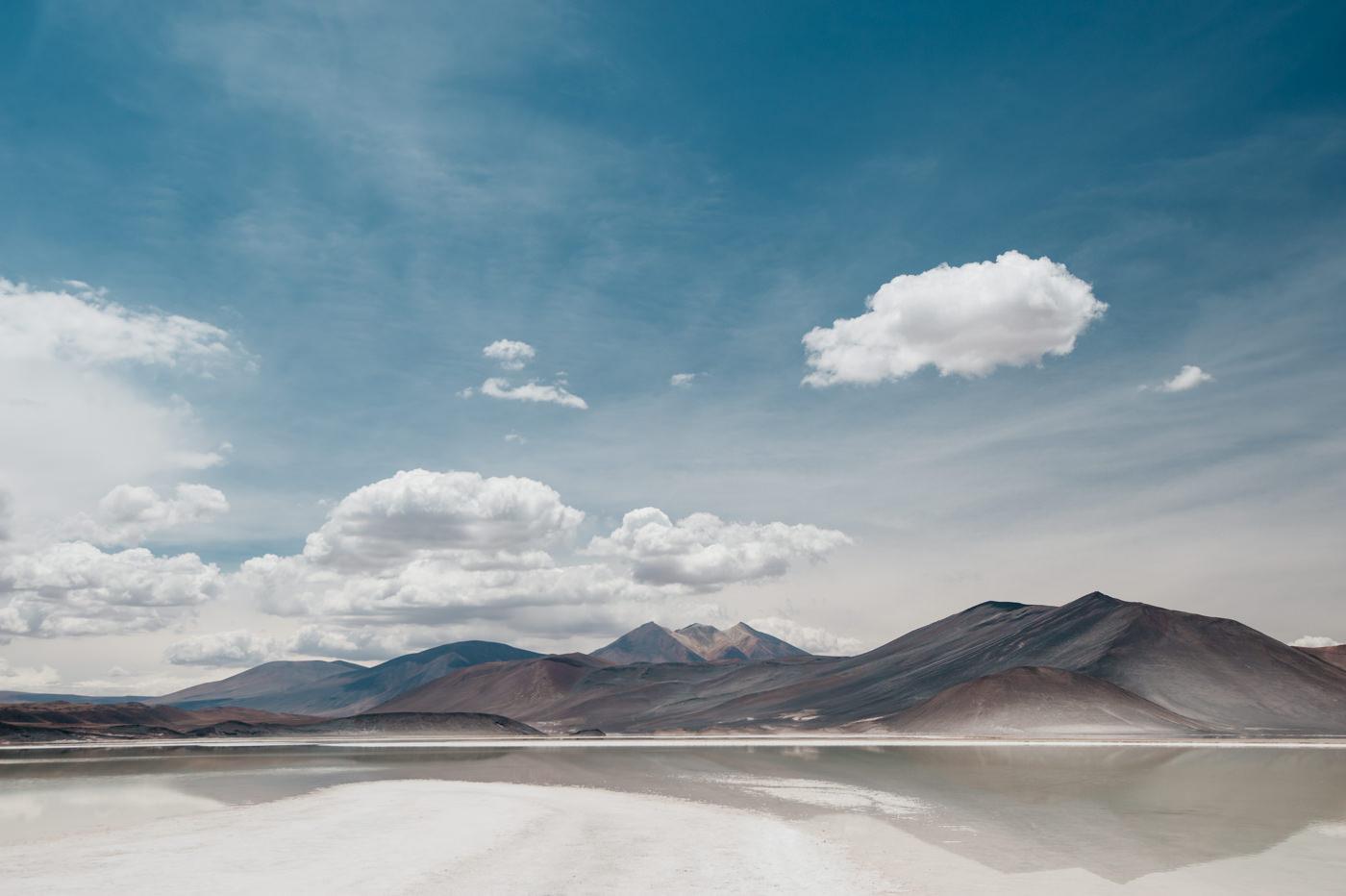 Chile Atacama Piedras Rojas