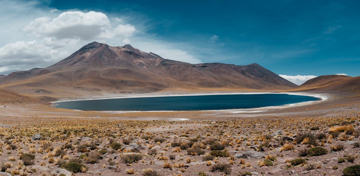 Chile Atacama Lagos Alptiplanos