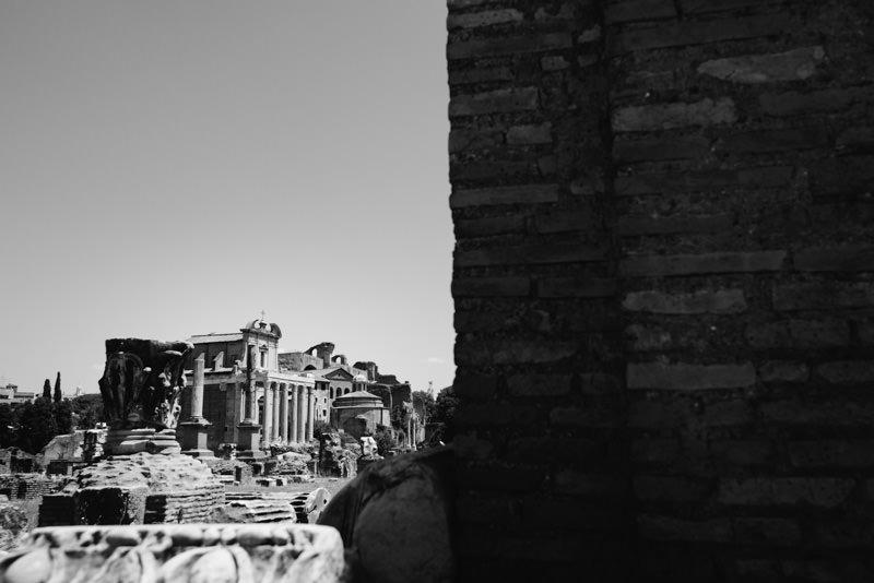 Italy Rome ForumRomanum Collosseum Trevi Vatican-003