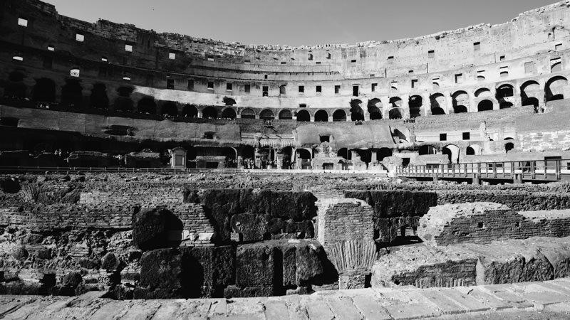 Italy Rome ForumRomanum Collosseum Trevi Vatican-004