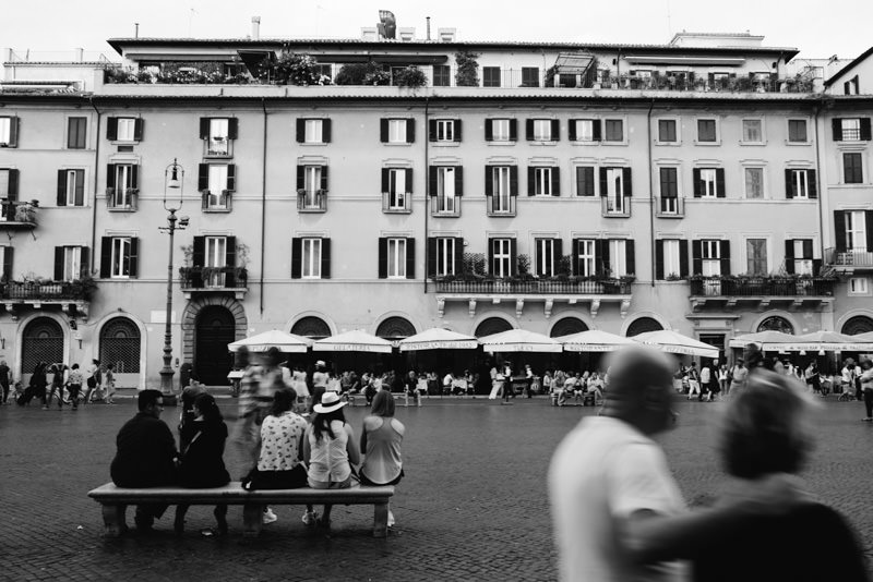 Italy Rome ForumRomanum Collosseum Trevi Vatican-008