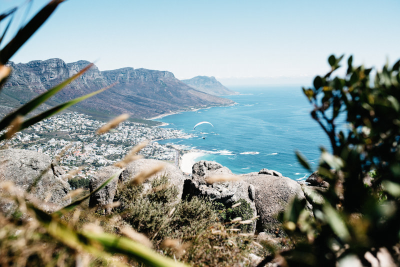 Cape-Town-Lions-Head-Africa-Paraglider