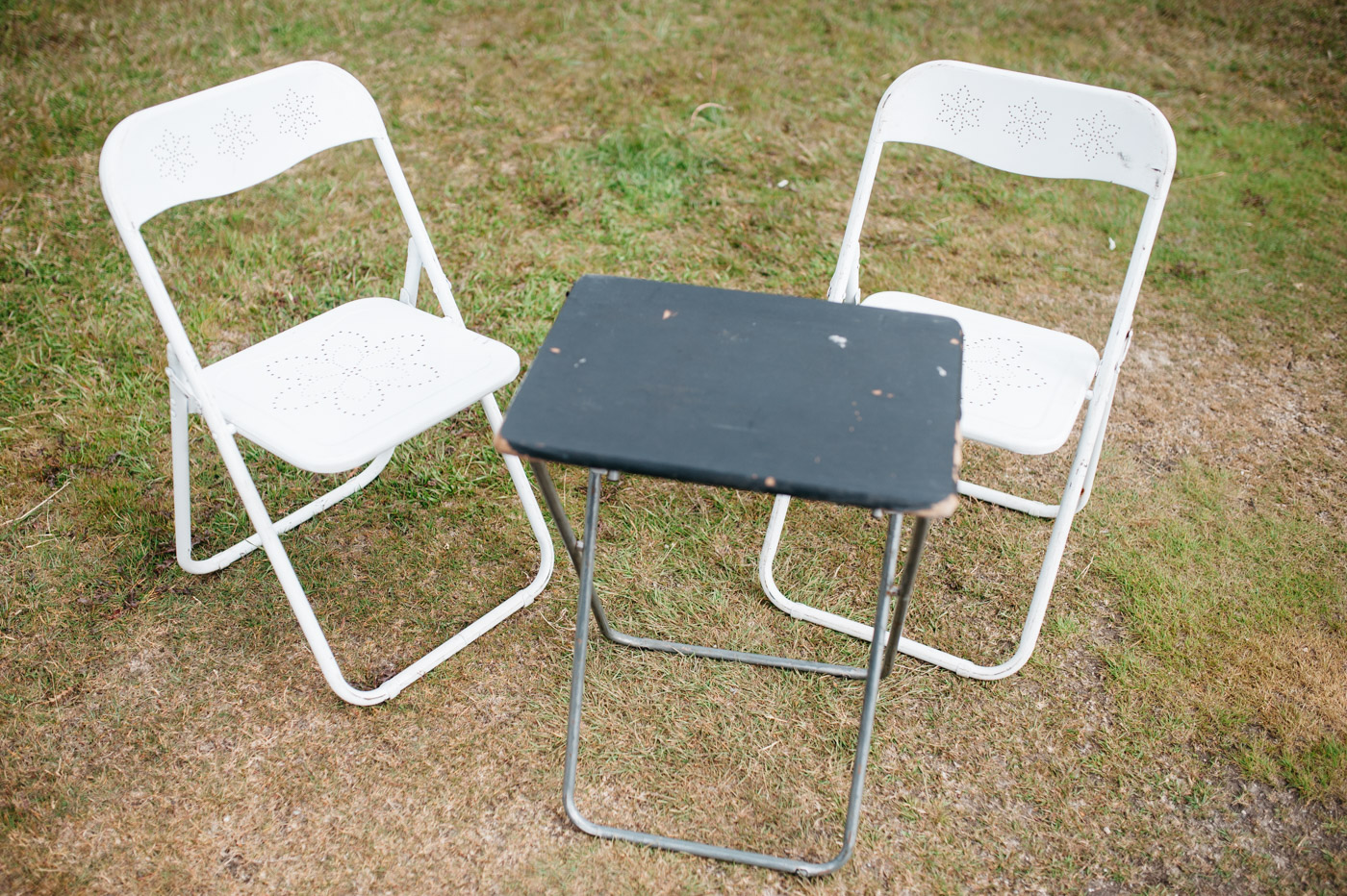Wicked SouthAmerica Campervan Review-Folding chairs and table