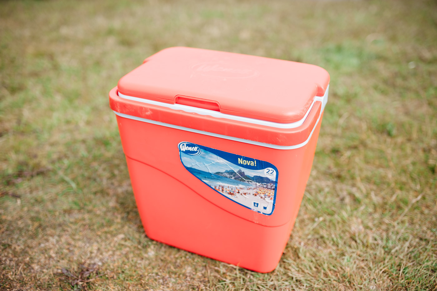 Wicked SouthAmerica Campervan Review-camping cooler