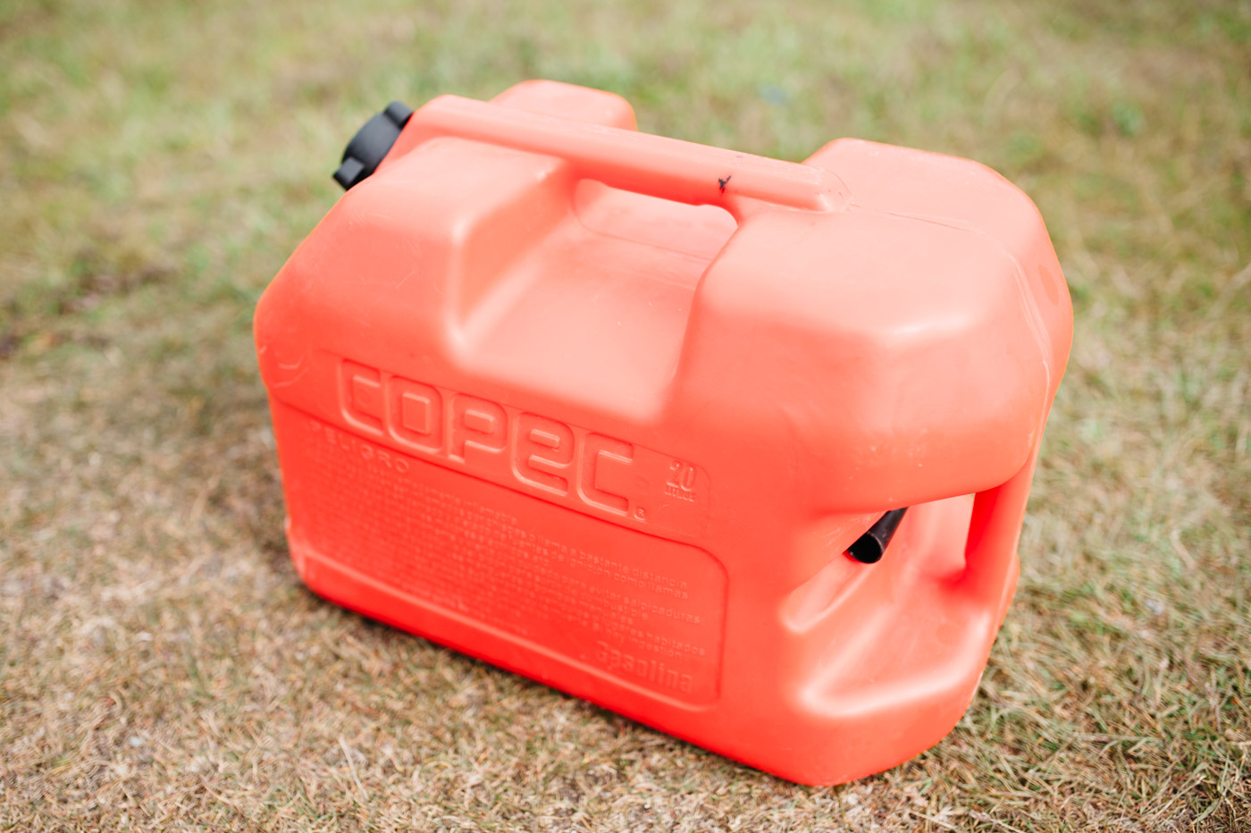 Wicked SouthAmerica Campervan Review-fuel canister